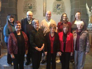 La chorale de la cathédrale de Moncton. Photo Gracieuseté.