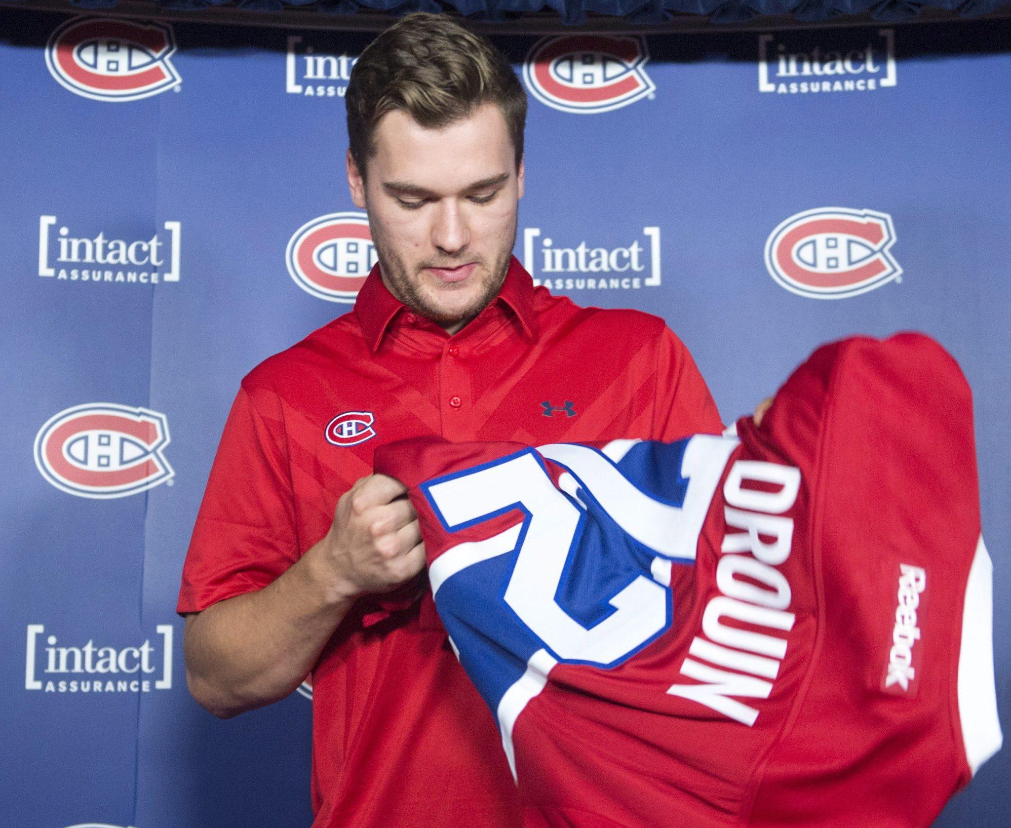 Le Canadien Fait L Acquisition De Jonathan Drouin Du Lightning Ajout